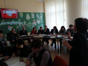 """Seminar teoretico-practic """"Transferul tehnologic în procesul educațional"""""""